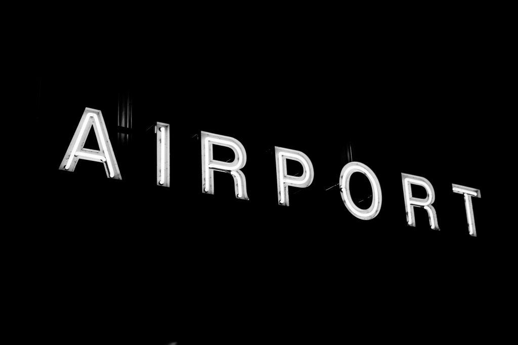 aerodrom znak