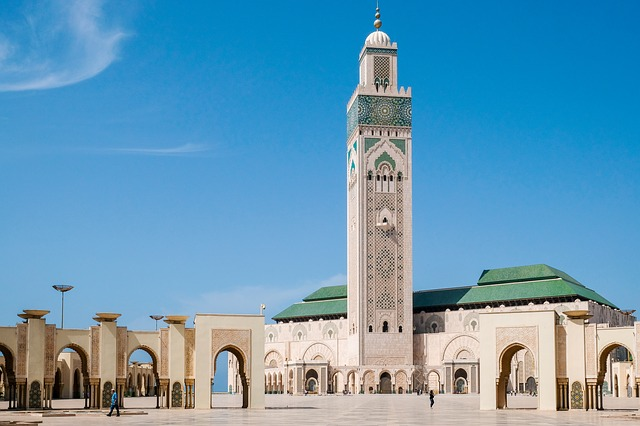dzamija maroko