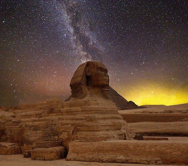 egipat sfinga